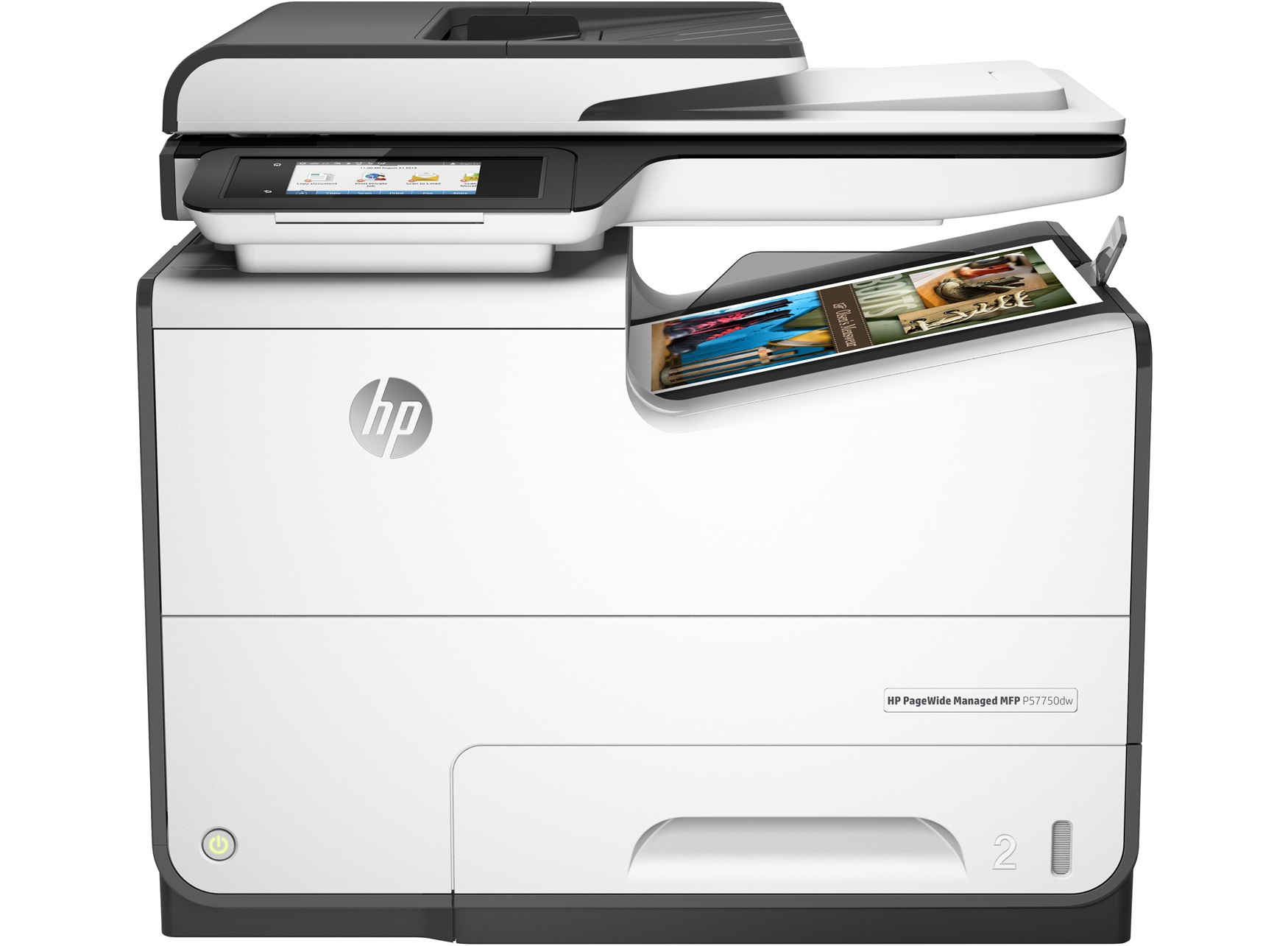 Hp consermer products business organization distributing p