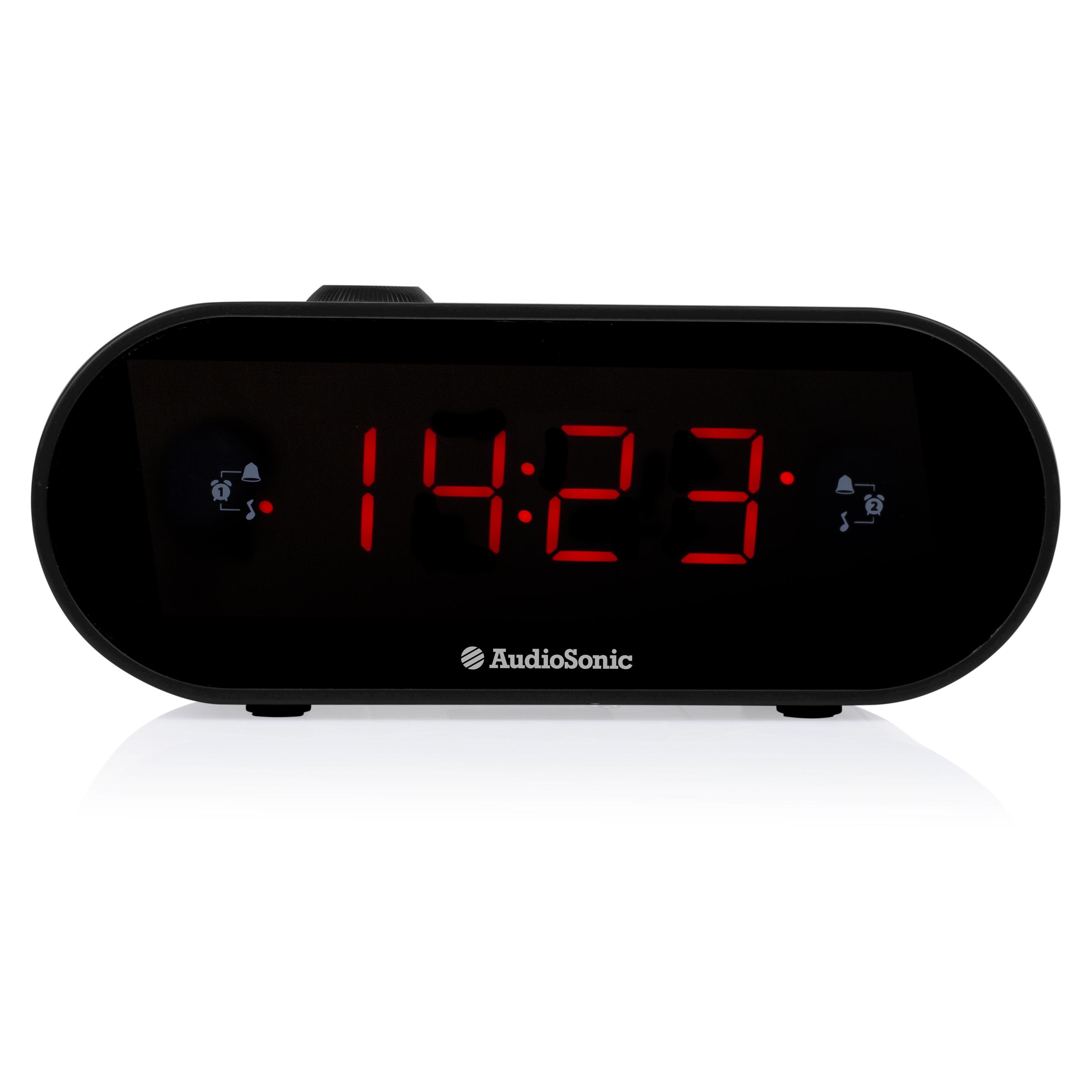 d45a3da7b40 Specs AudioSonic CL-1496 Clock radio Radios (CL-1496)