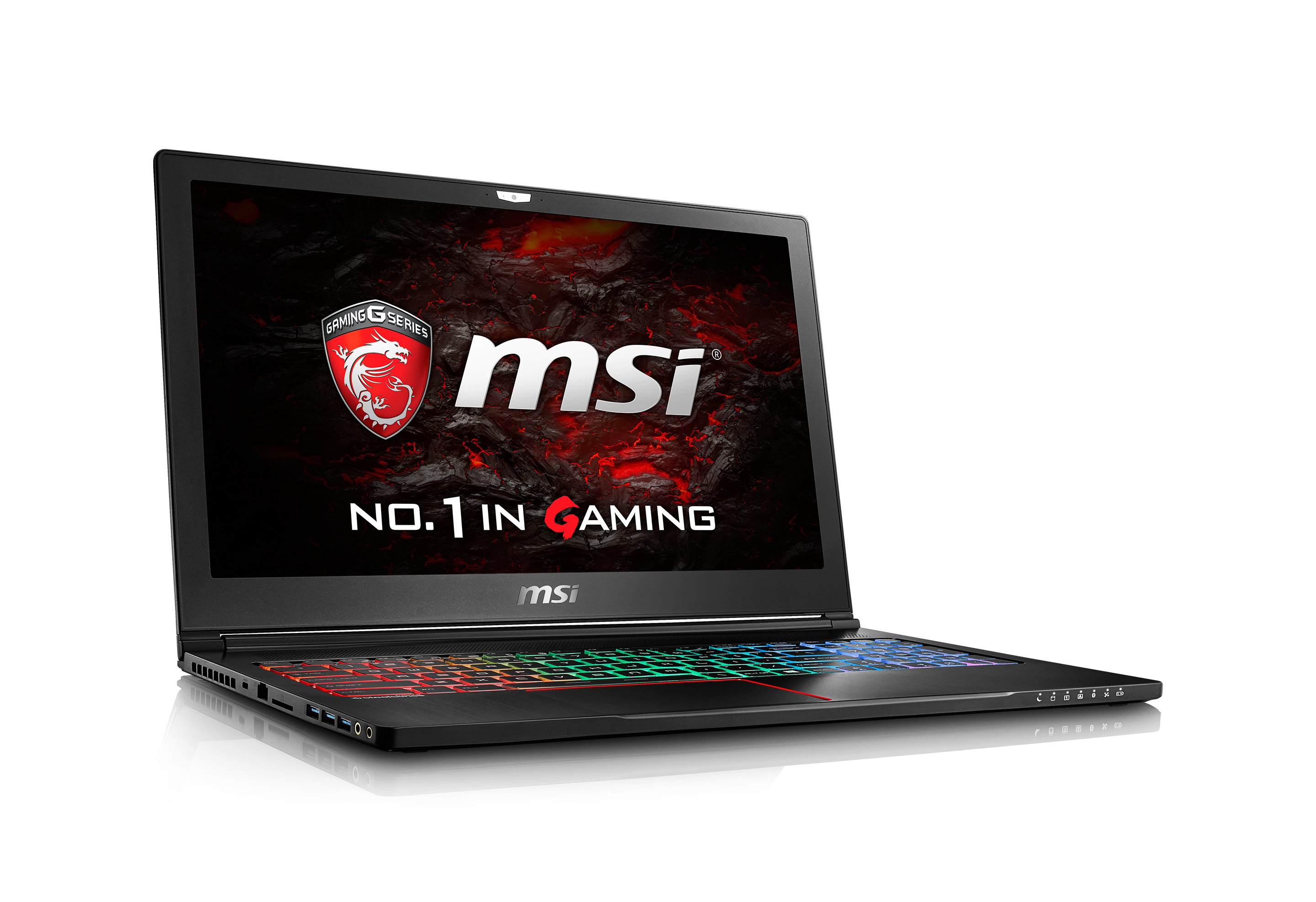 Product data-sheet MSI Gaming GS63VR 6RF-036IT Stealth Pro