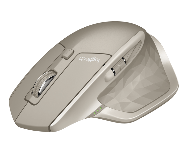 Specs Logitech MX Master mouse RF Wireless+Bluetooth Laser 1000 DPI