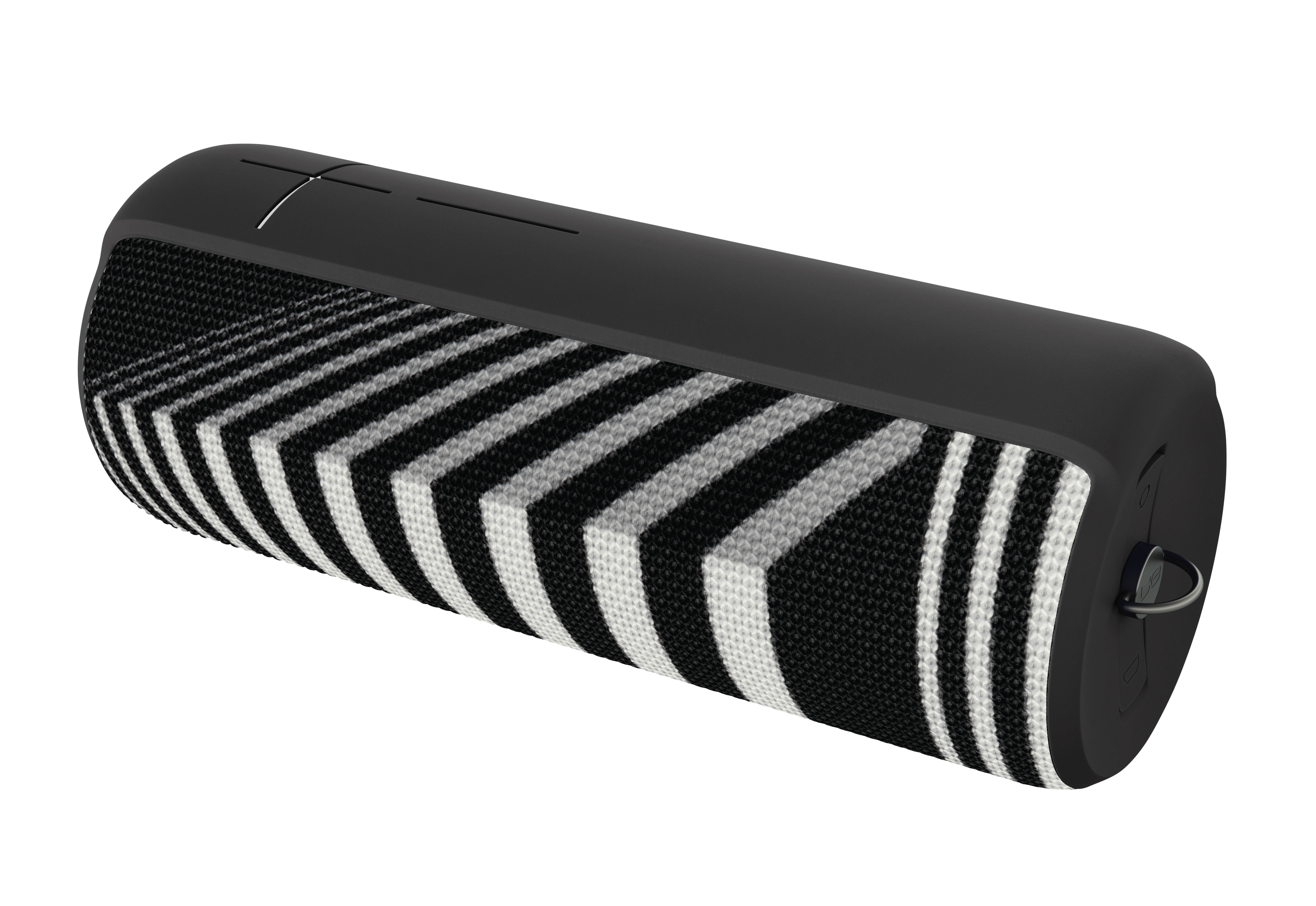 Logitech Megaboom Mono portable speaker Black, White