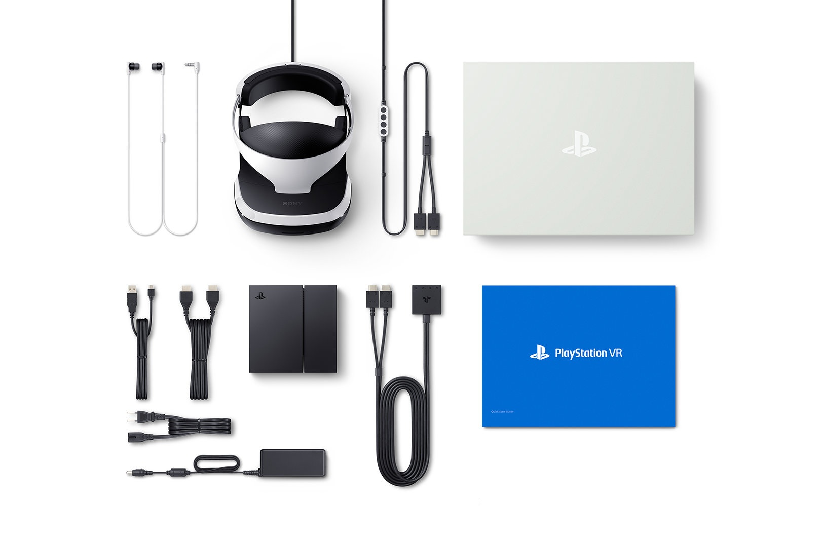 Product Data Sheet Sony Playstation Vr Virtuaalprillid Must Valge