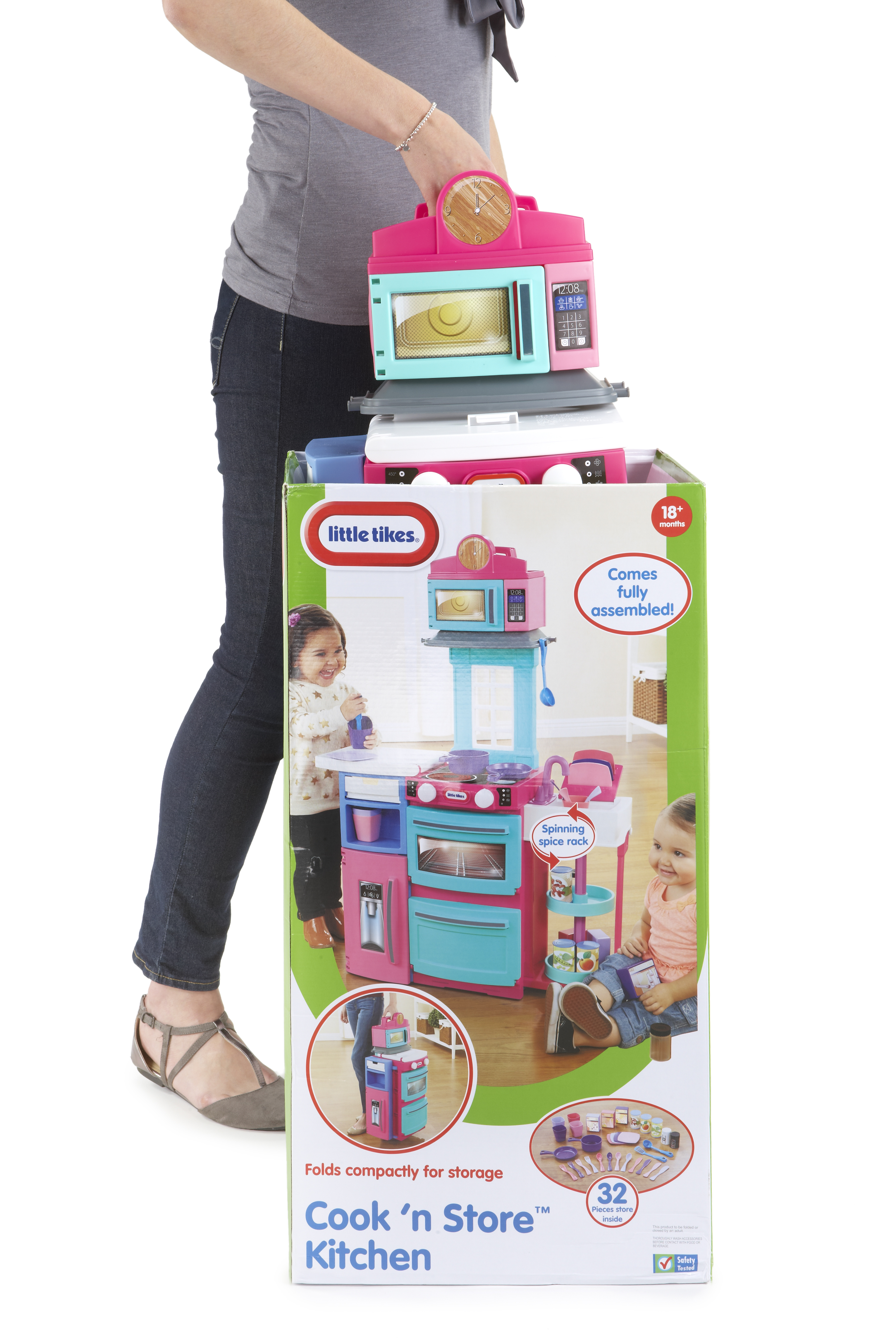Product data Little Tikes Cook 'n Store 639463M Kitchen & food ... on
