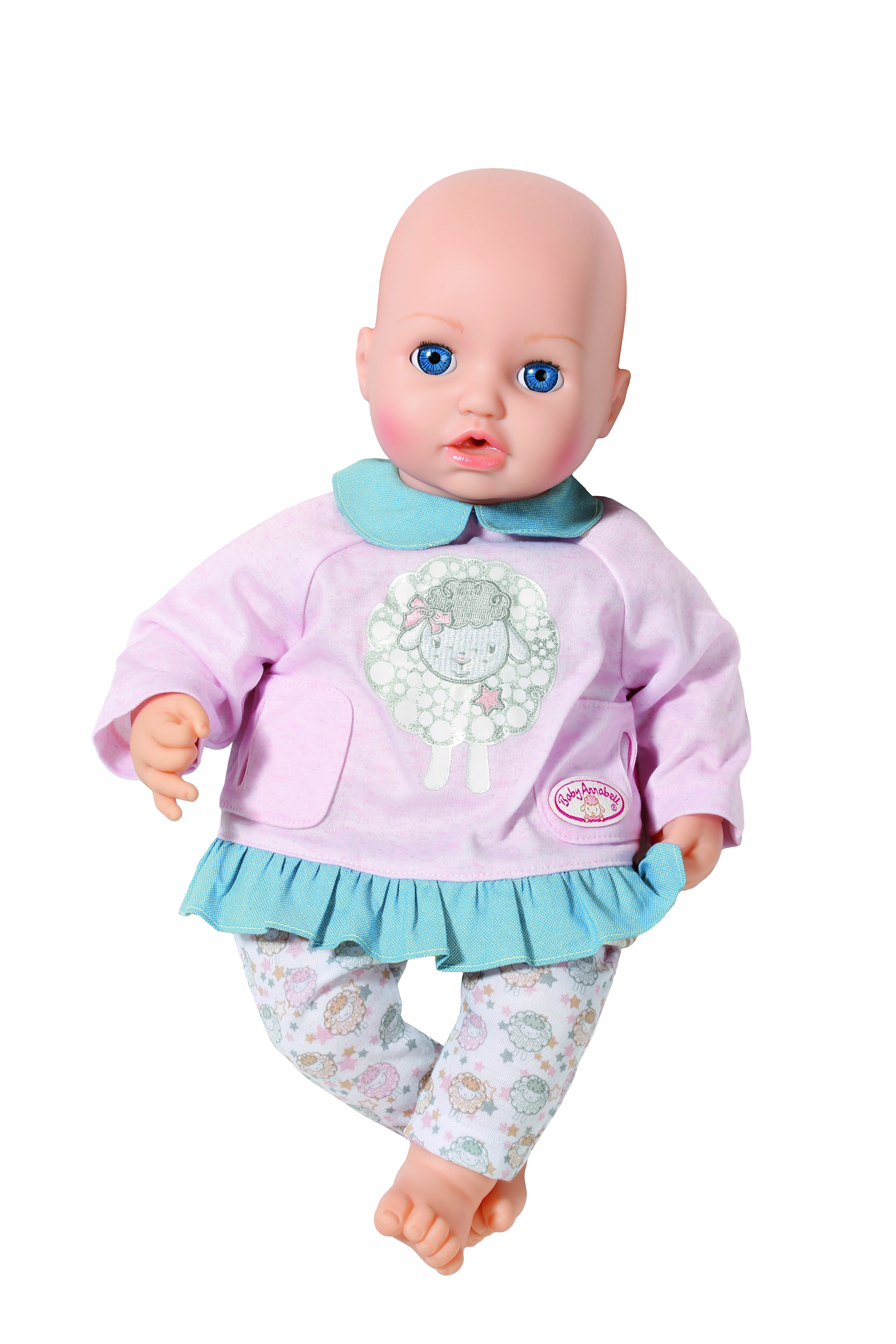 562b3153ba7 δεδομένα προϊόντων Baby Annabell Play Outfit Σετ ρούχων κούκλας ...