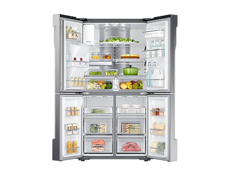 Specs Samsung RF56J9071SR side-by-side refrigerator ...