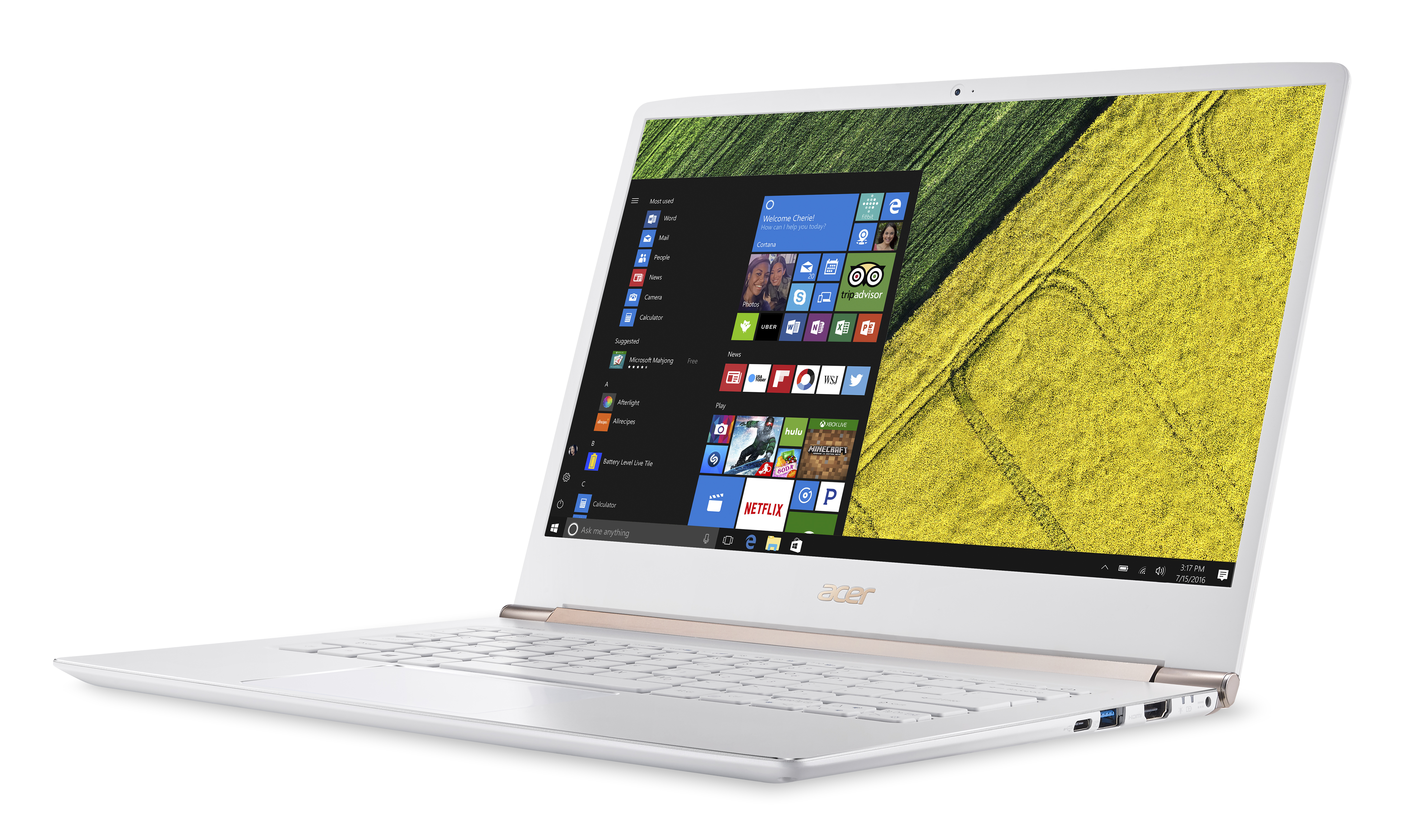 Product data Acer Swift 5 SF514 51 59B2 Notebook White 14