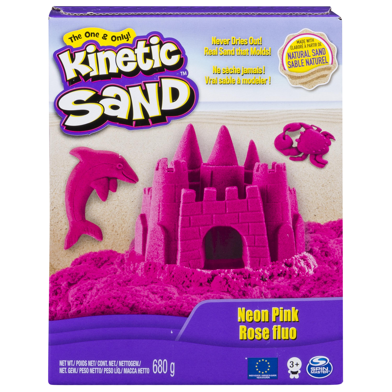 kinetic sand formen
