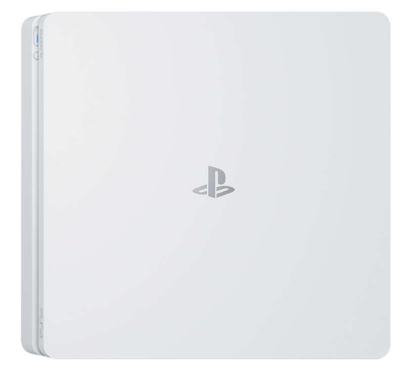 Specs Sony PS4 500GB Slim Glacier White Wi-Fi Game Consoles
