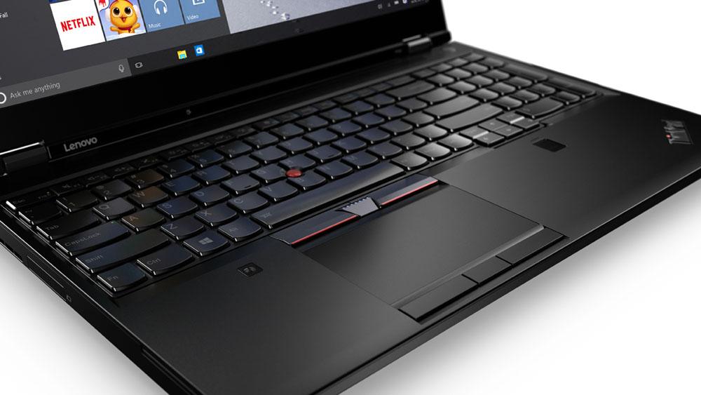 Specs Lenovo ThinkPad P50 15 6