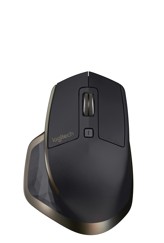 Abracing USB 2.4GHZ sans Fil Digitales Portable Trackball Souris pour PC Portable