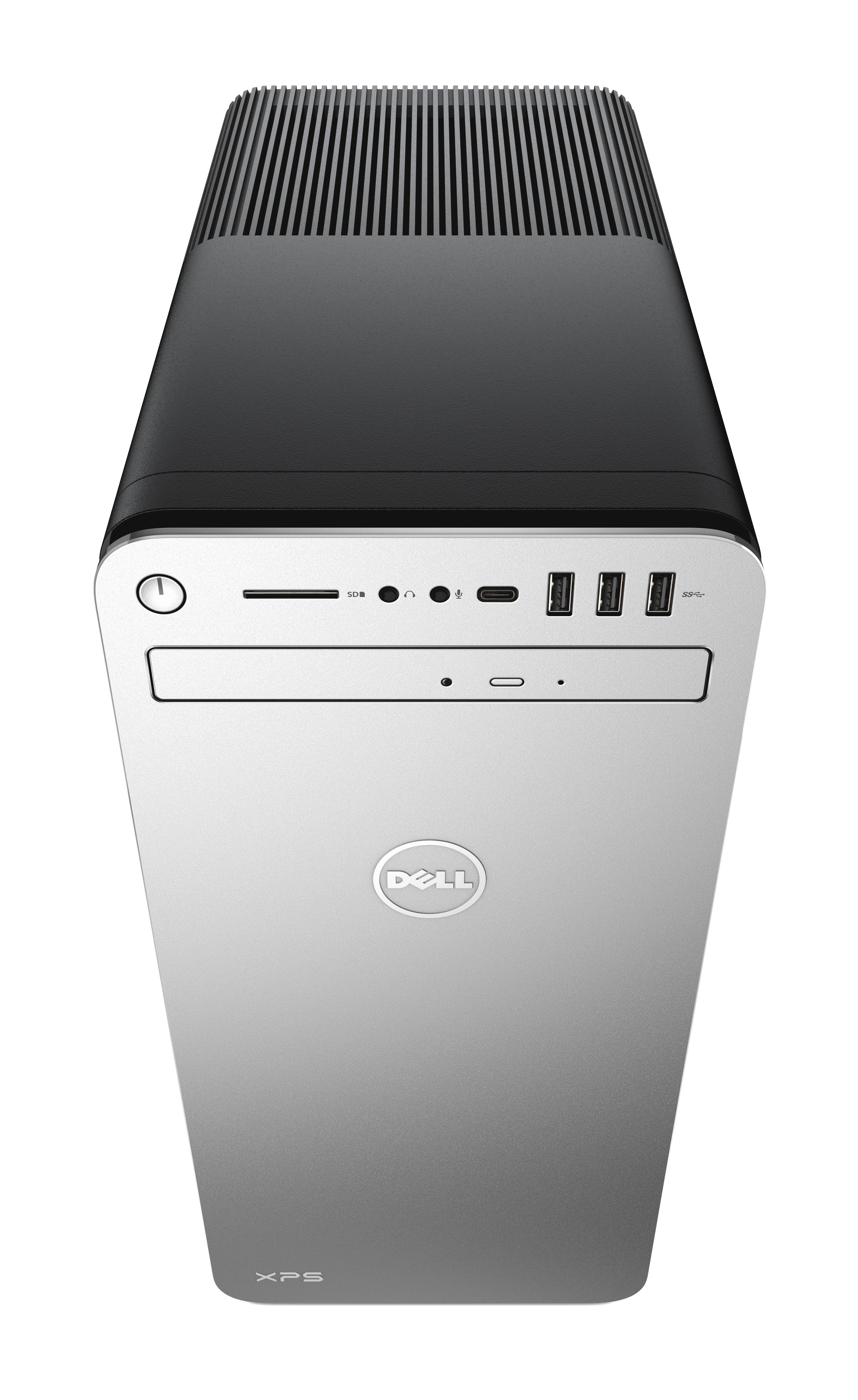 Specs DELL XPS 8930 SE 8th gen Intel® Core™ i7 i7-8700 16 GB DDR4