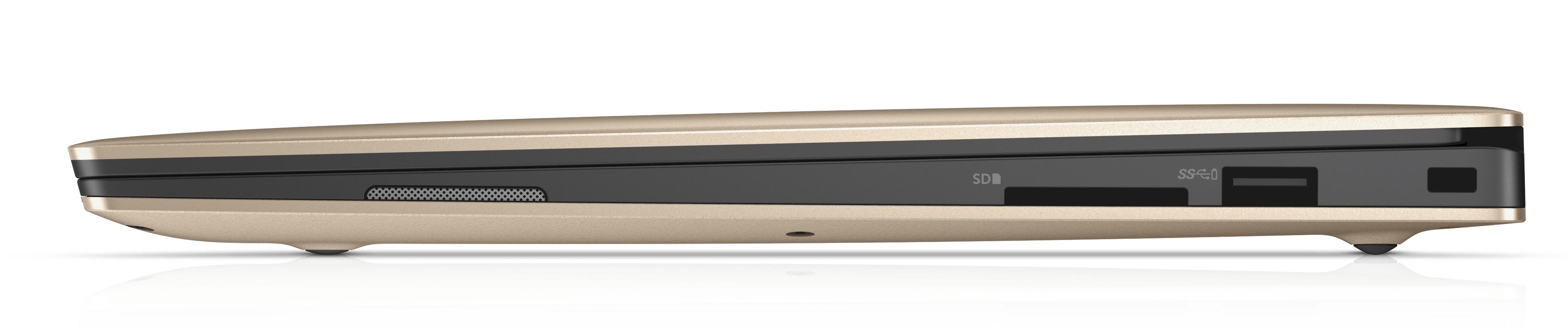Produktdaten DELL XPS 13 9360 Gold Notebook 33,8 cm (13.3