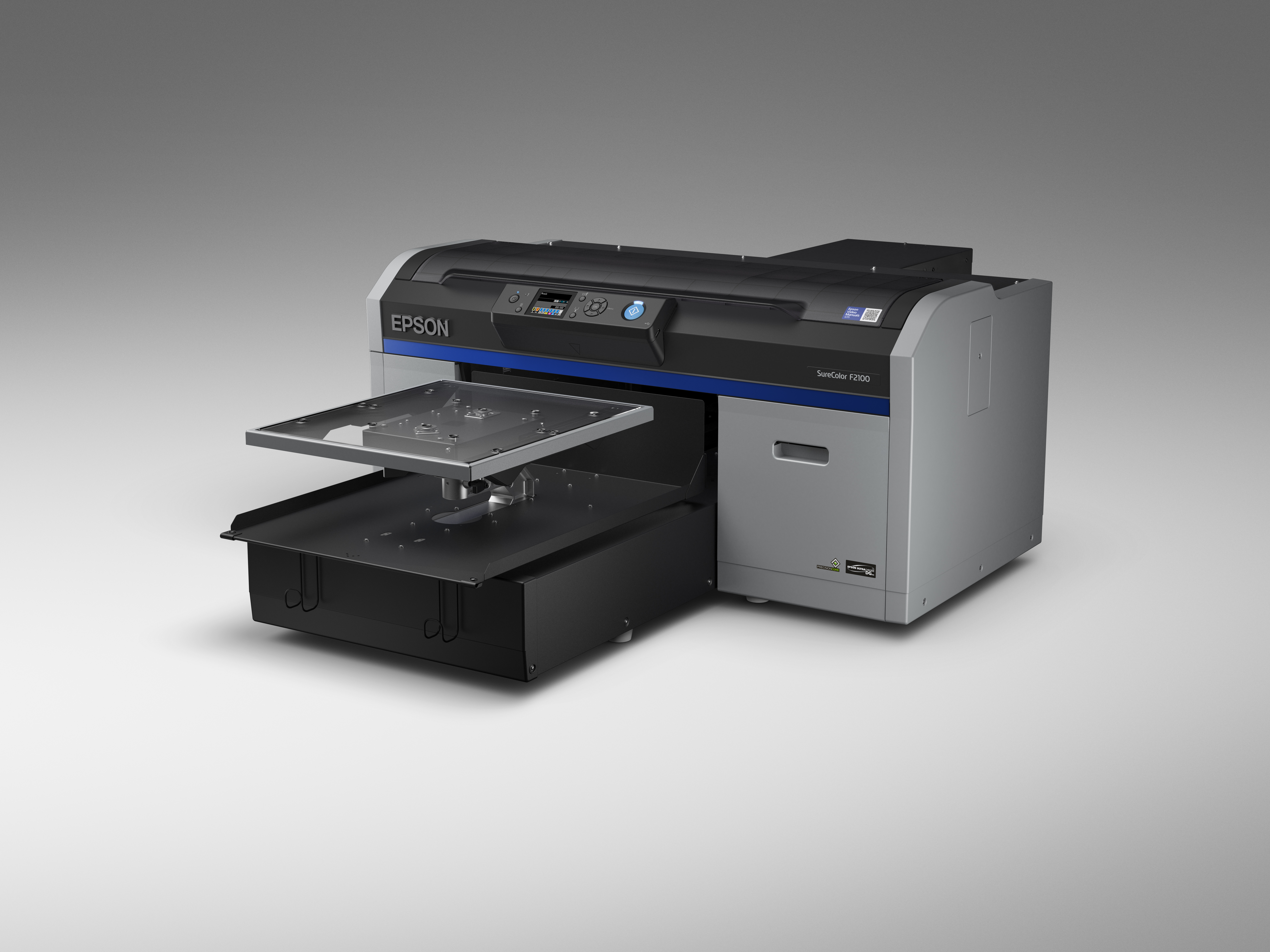 Specs Epson SureColor SC-F2100 (5C) Direct To Garment (DTG