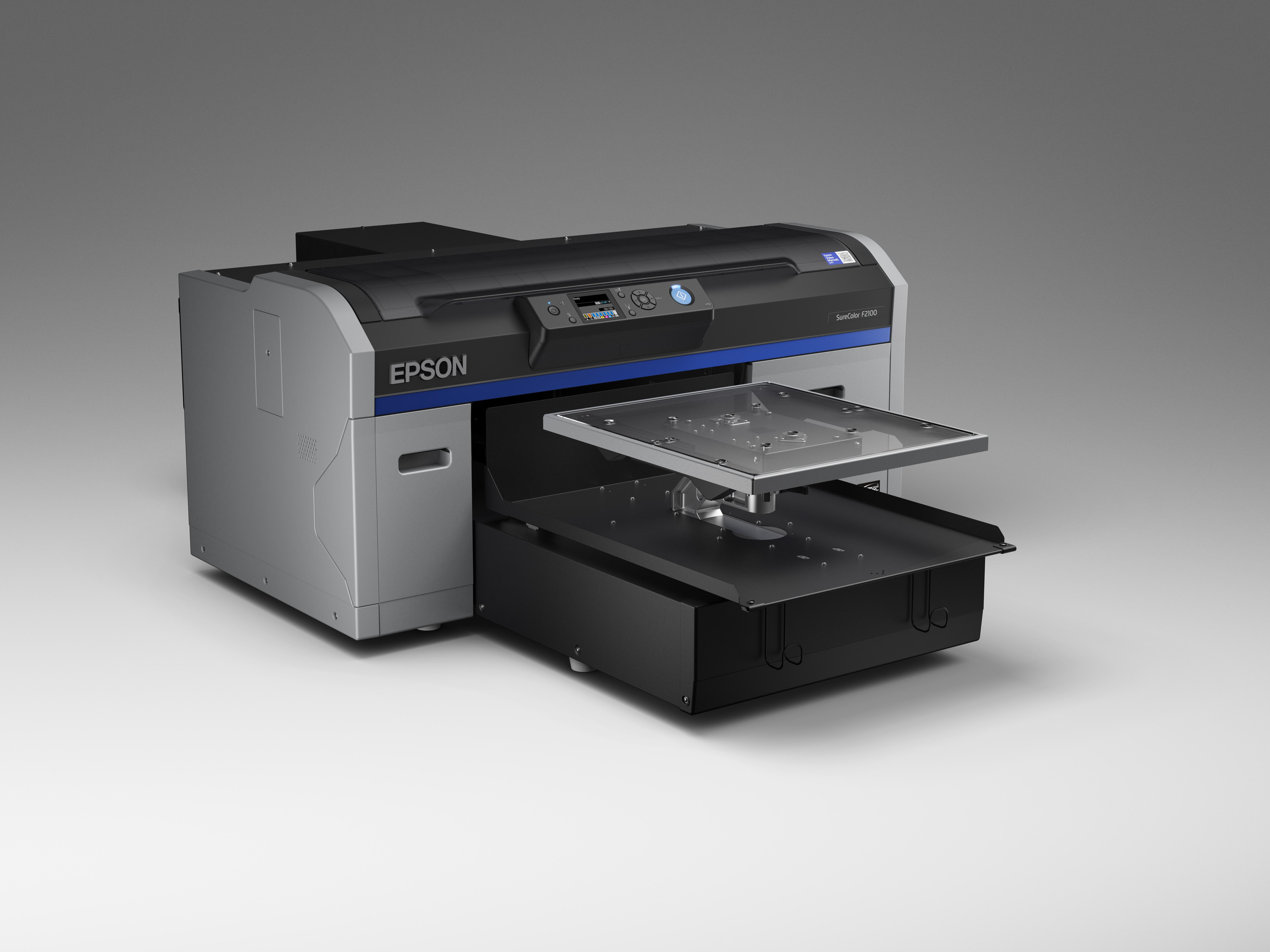 Specs Epson SureColor SC-F2100 (4C) Direct To Garment (DTG) Printers