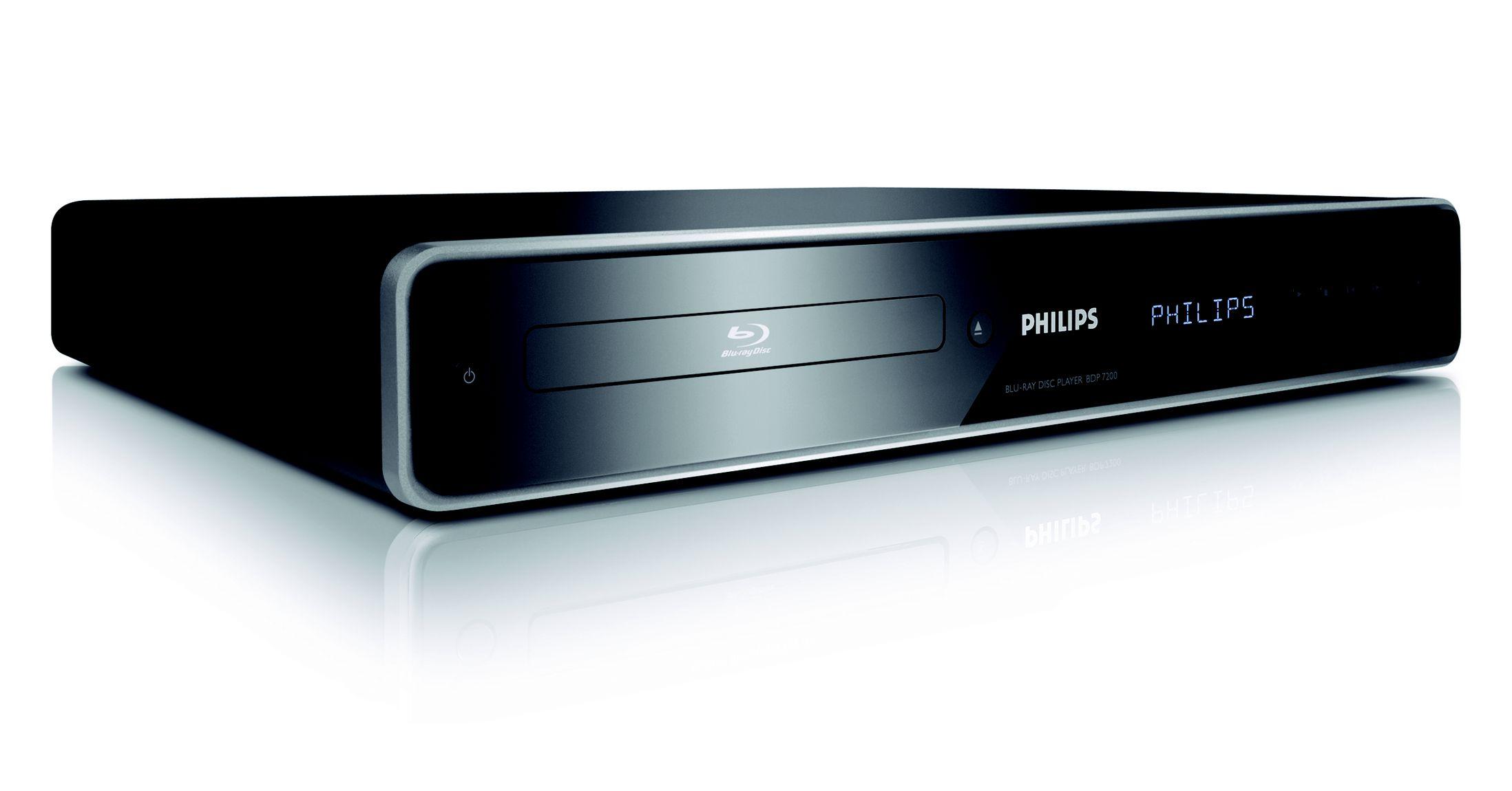 Specs Philips BDP7200 Blu-ray Disc player DVD/Blu-Ray ...