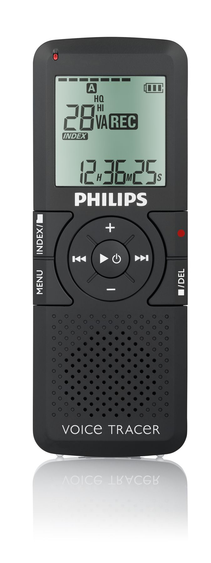 Philips voice tracer lfh0622