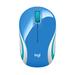 Wireless Mini Mouse M187 Blue