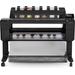 DesignJet T1530 PostScript - Color Printer - Inkjet - 36in - Ethernet