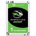 Hard Drive Barracuda 1TB Desktop 3.5in 6gb/s SATA 64MB