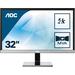 Desktop Monitor - U3277PWQU - 31.5in - 3840x2160 (4K UHD) - 4ms