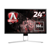 Desktop Monitor - AGON AG241QX - 23.8in - 2560x1440 (WQHD) - 1ms