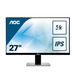 Desktop Monitor - U2777PQU - 27in - 3840x2160 (4K UHD) - 4ms