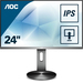 Desktop Monitor - I2490PXQUBT - 23.8in - 1920x1080 (Full HD) - IPS 4ms