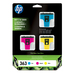 Ink Cartridge - No 363 3-pack With Vivera Ink