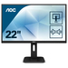 "21.5"" VA LED Monitor 1920 x 1080 Displ"