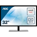 Desktop Monitor - Q3279VWFD8 - 31.5in - 2560x1440 (WQHD) - IPS 5ms