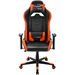 CHAIR PRO MGC3 BLACK/ORANGE 2CUSHIONS