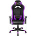 CHAIR PRO MGC3 BLACK/PURPLE 2CUSHIONS