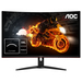 Curved Monitor - C32G1 - 31.5in - 1920x1080 (Full HD) - 1ms