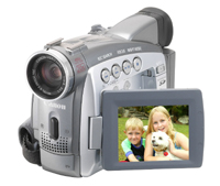 Hand-Held Camcorders