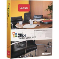 licenças/upgrades de software
