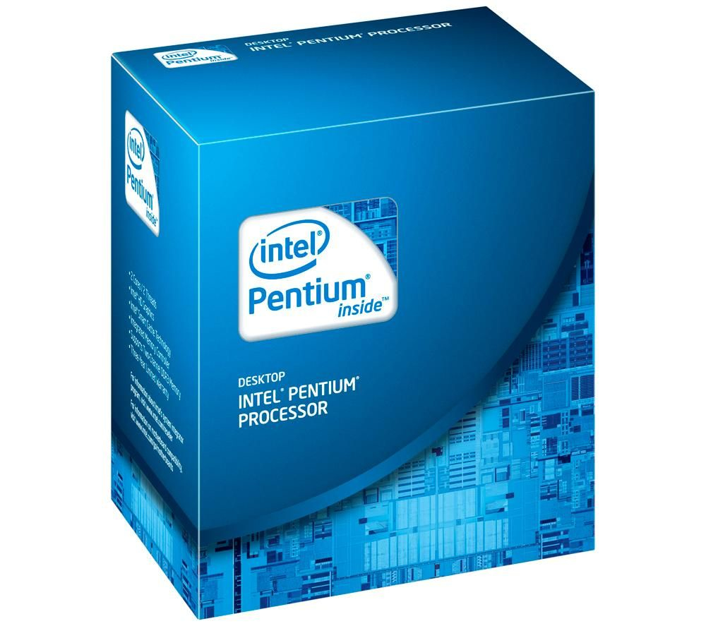 Boxed Intel Pentium Dual Core Processor G860 (3M Cache, 3 GHz, 65W) socket LGA1155 (Sandy Bridge)