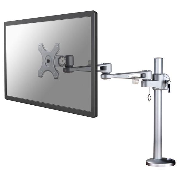 NEWSTAR FPMA-D935G Tischhalterung universelle Halterung mit 3 Drehpunkten fuer LCD/LED/TFT-Bildschirme bis 26 Zoll 65 cm