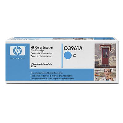 Toner HP CLJ2550      cyan        Q3961A    4000 Seiten