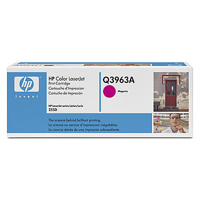 Toner HP CLJ2550      magenta     Q3963A    4000 Seiten
