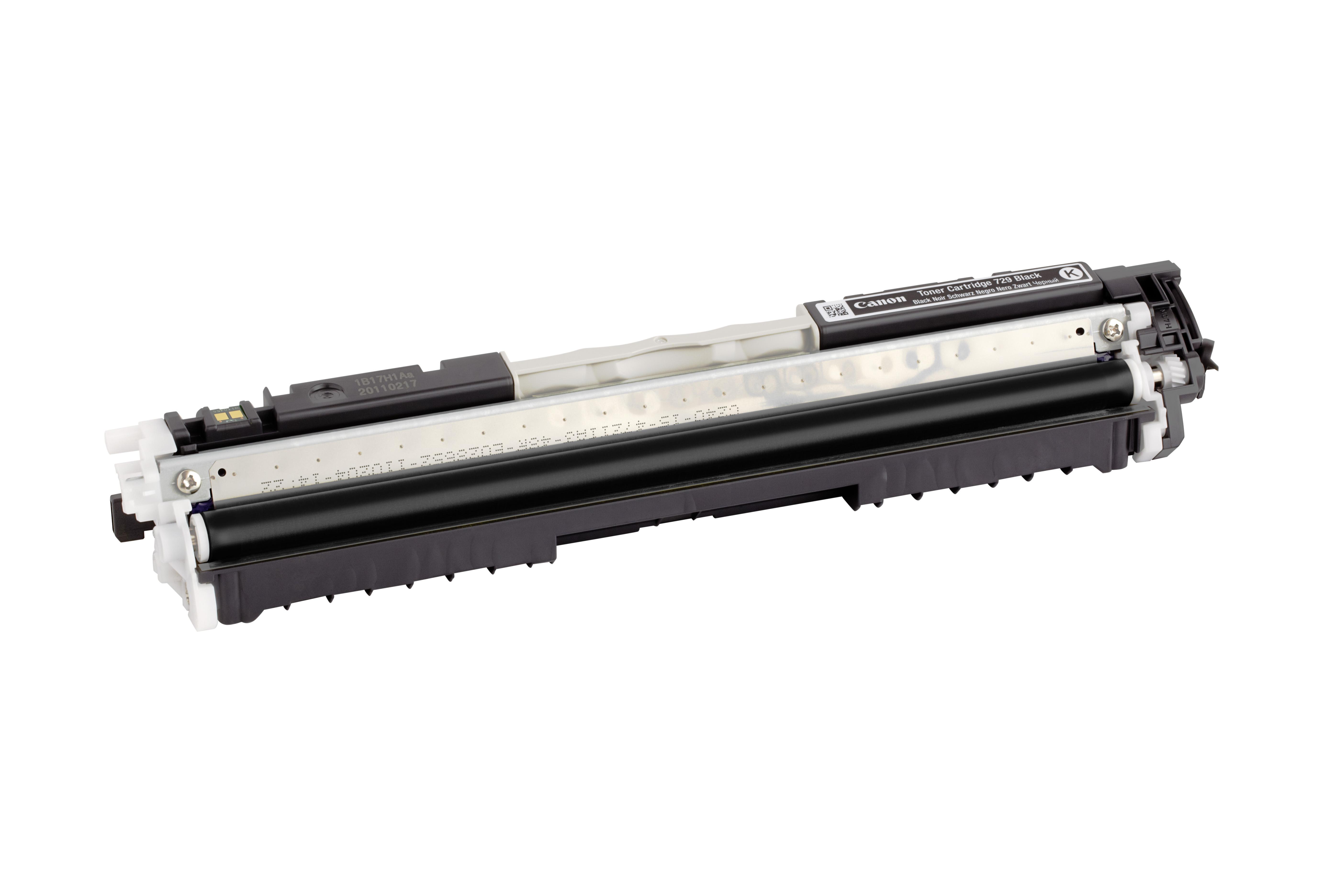 CANON 729-BK Toner schwarz Standardkapazit�t 1.200 Seiten 1er-Pack