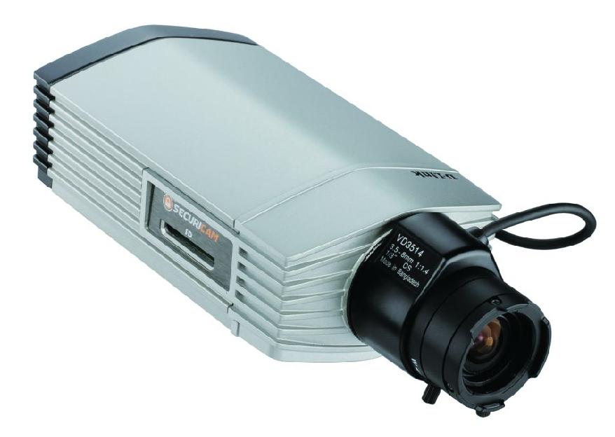 D-Link DCS-3112 HD Dag en Nacht Netwerk Camera - Grijs