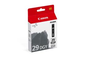 CANON PGI-29 DGY Tinte dunkel grau Standardkapazität 710 pictures 1er-Pack