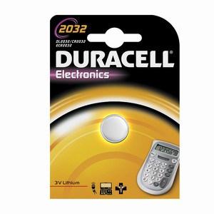 DURACELL DUR Elektro 2032 1er (Lithium)