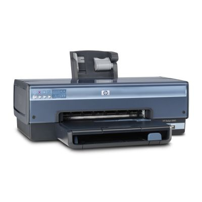 Inktjet & Foto Printer HP Deskjet 6840 Color Inkjet Printer
