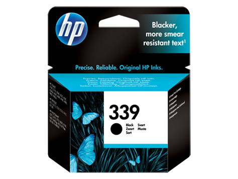 Tinte HP DJ 5740/6540/6620 black No.339 C8767EE