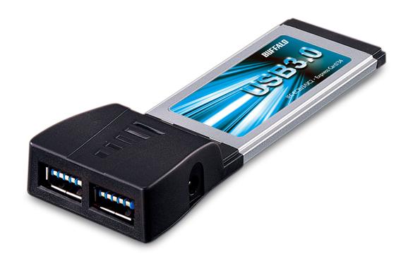 BUFFALO USB 3.0 Express Card