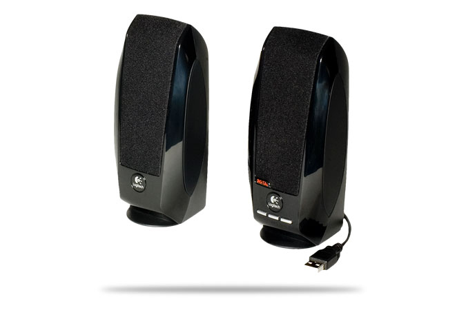 altavoces: S150 Digital USB Speaker System