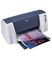 Inktjet & Foto Printer HP deskjet 3820 colour inkjet printer