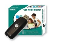 EWENT USB soundcard 5.1 Virtual 3D