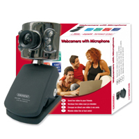 Webcam Eminent EM1089 Webcamera with Microphone